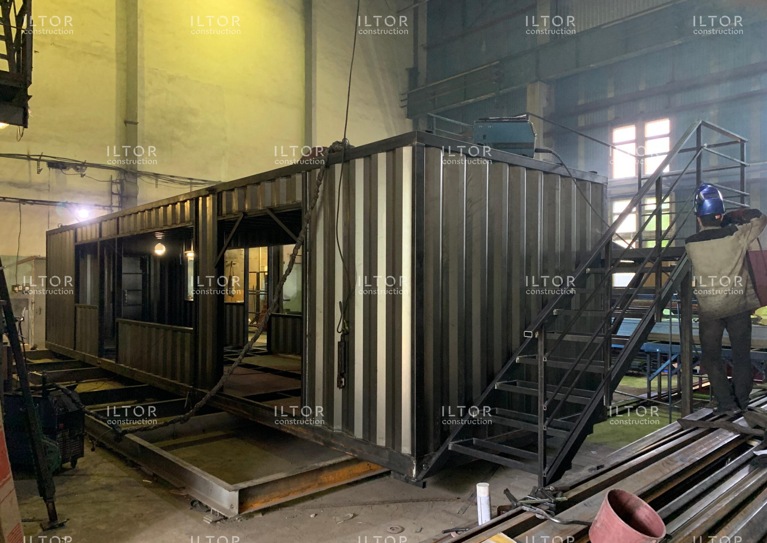Производство контейнеров Север