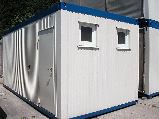 Санитарный блок-контейнер