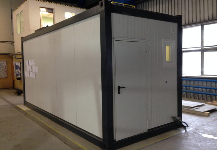 Блок контейнер жилой