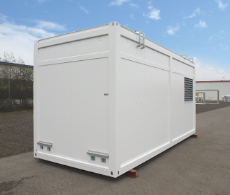 Блок-контейнеры для оборудования