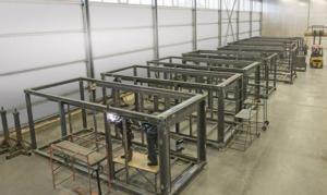 Блок контейнеры производство