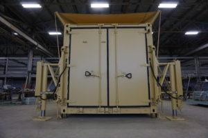 Производство контейнеров КК-6.2 с ГПРУ