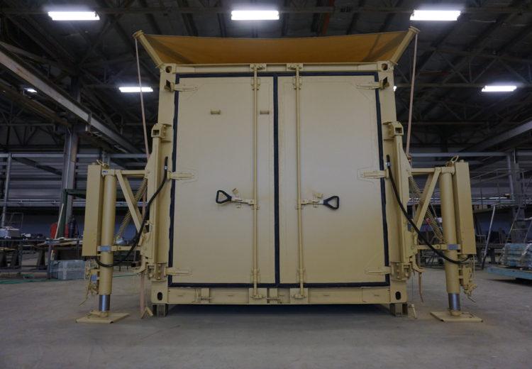 Производство кузовов-контейнеров КК-6.2