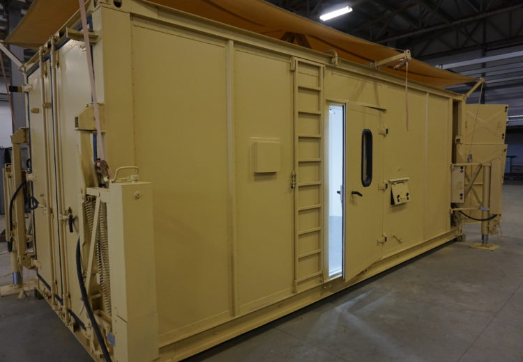 Производство контейнеров КК-6.2