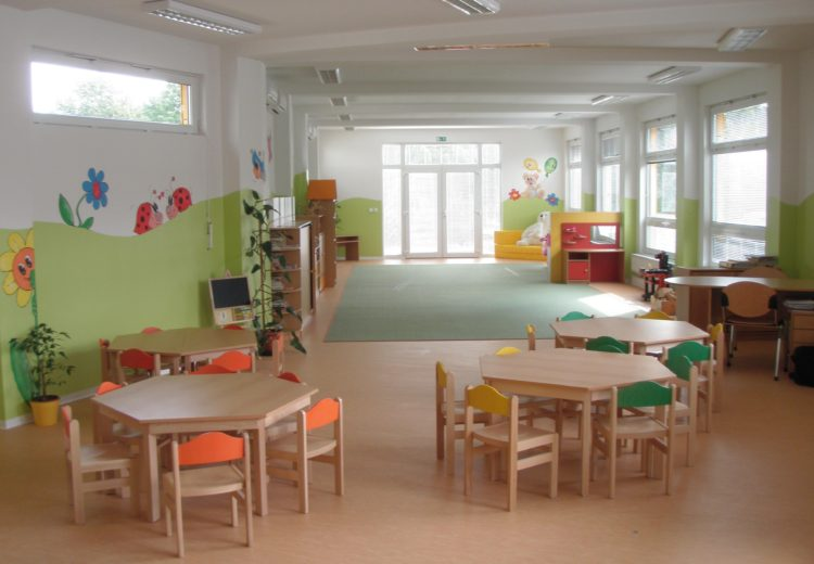 Быстровозводимый детский сад
