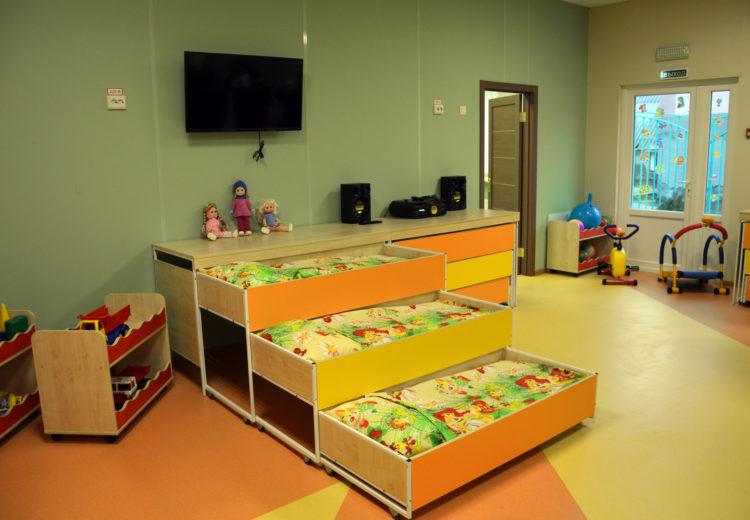 Модульный детский сад фото