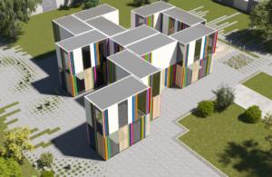 модульный детский сад - проект 2