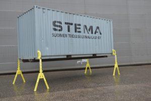 Опоры ConFoot для контейнеров
