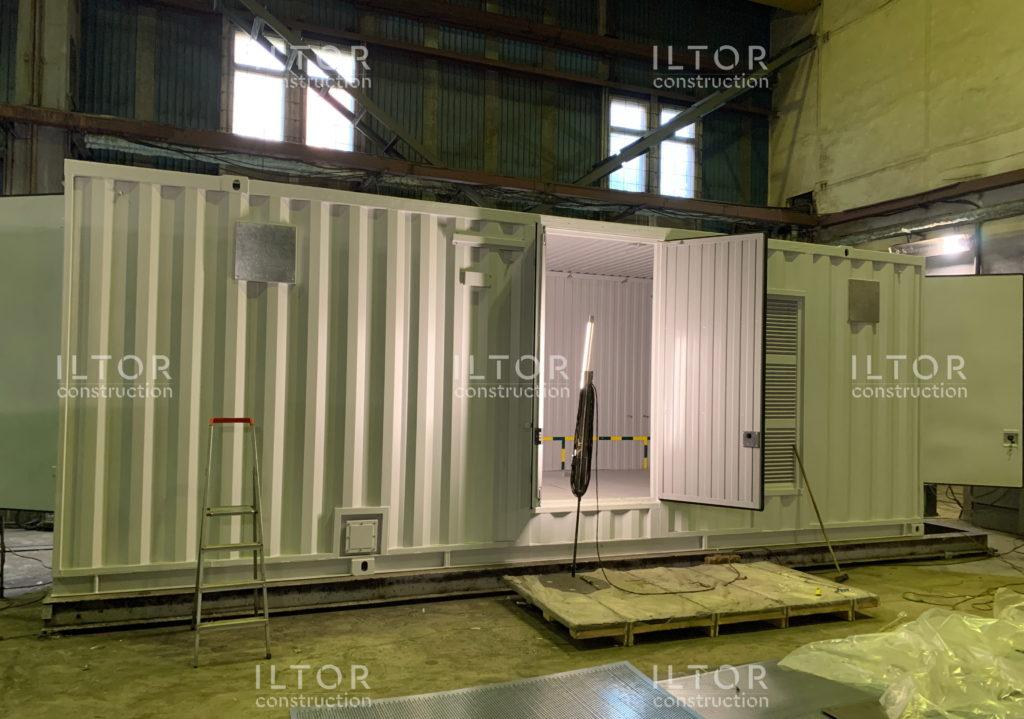 Производство технических контейнеров